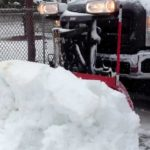 snow plowing removal