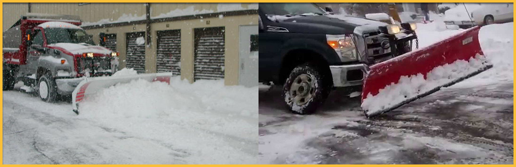 snow plowing snow removal markham scarborough
