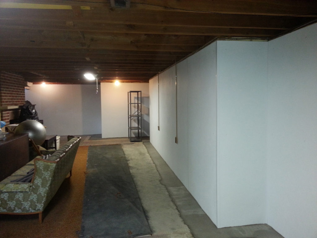 Basement Waterproofing Toronto Gta Wet Basement Problems