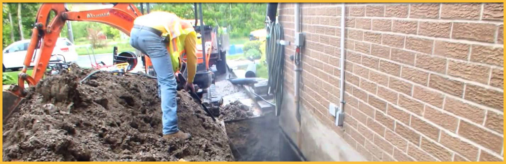 wet basement waterproofing