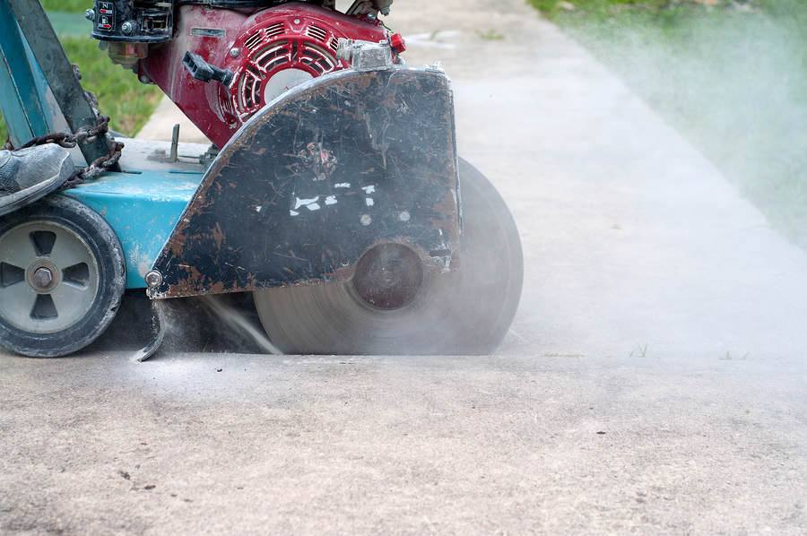 Concrete cutting services Toronto