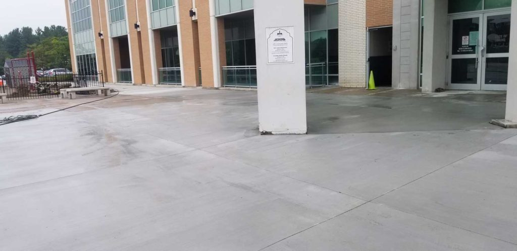 Commercial Concrete Construction Toronto & GTA